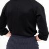 Top Negro espalda de Modet nueva coleccion