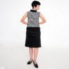 Vestido rayas mod de Modet nueva coleccion