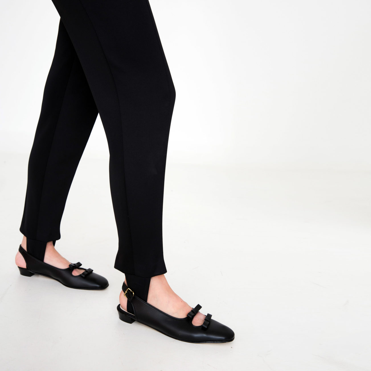 Ski pants negros mod