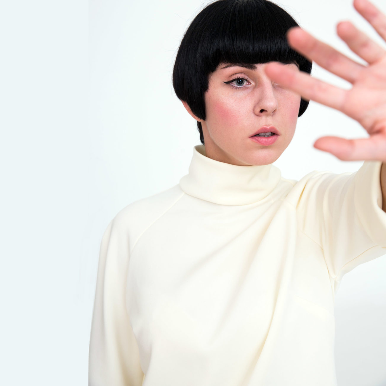 Top Blanco de Modet nueva coleccion