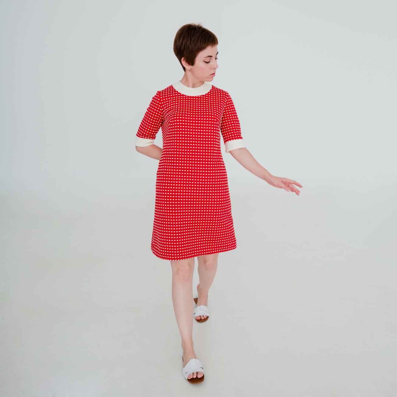 Mod Moddet 60s dress