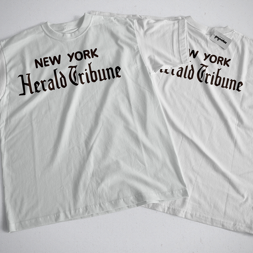 herald tribune t-shirt